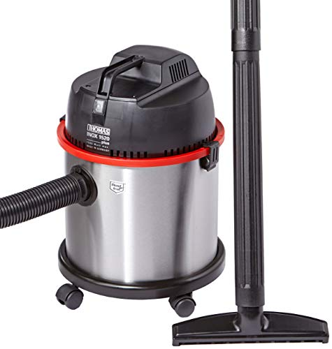 Thomas INOX 1520 Plus Nass-/Trockensauger / 1500 Watt/mit Beutel / 20 Liter
