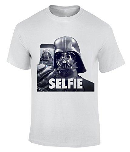 Darth Wader Selfie - X-Large T-Shirt Herren