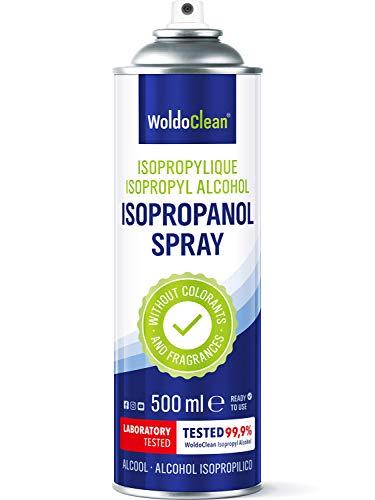 Isopropanol 500ml Reinigungsspray zur Reinigung - für saubere & zielgenaue Dosierung