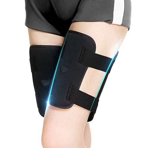 Makasy EMS Smart fettreduzierendes Beinband Oberschenkel Trimmer Schweiß Band Bein Schlanker Gewicht Verlust Gym Workout Schlanker Strap