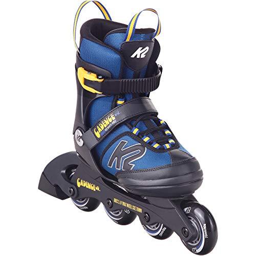 K2 Jungen Cadence Jr Boy Inline Skate, 32-37 EU