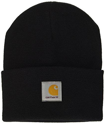 Carhartt Unisex Mütze, Schwarz (Black 89.00), One size