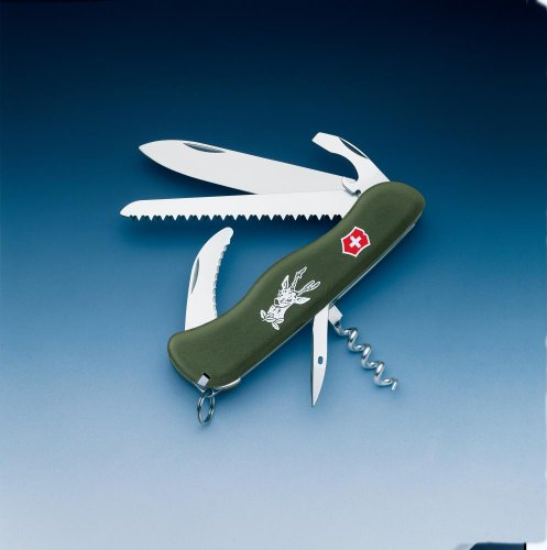 Victorinox - Couteau Hunter Victorinox 0.8873.4 - 0.8873.4
