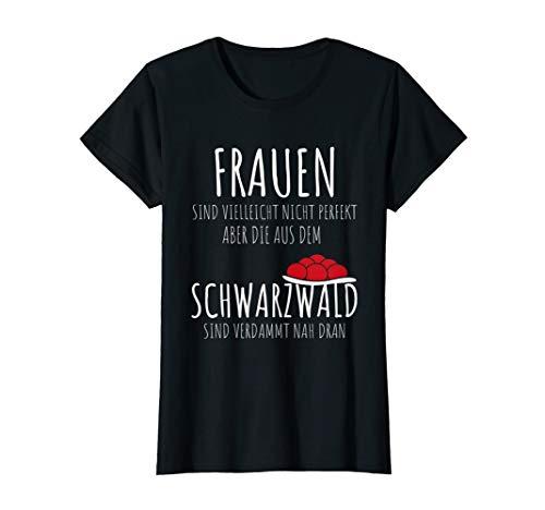 Damen Schwarzwald   Schwarzwaldmädel T-Shirt
