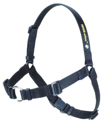 Anti Zieh Hundegeschirr - SENSEation Harness Erziehungsgeschirr - Erziehungshalsband - Reduziert Ziehen an der Leine - Medium