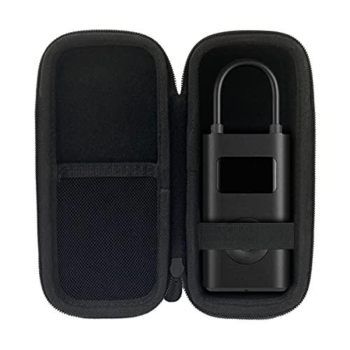 (Nur Taschen) Reise Hart Taschen Hülle für Xiaomi XM500010 Mi Portable Electric Air Compressor Mobiler Luftkompressor von Aenllosi