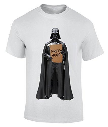 Darth Wader Free Hugs - Large T-Shirt Herren