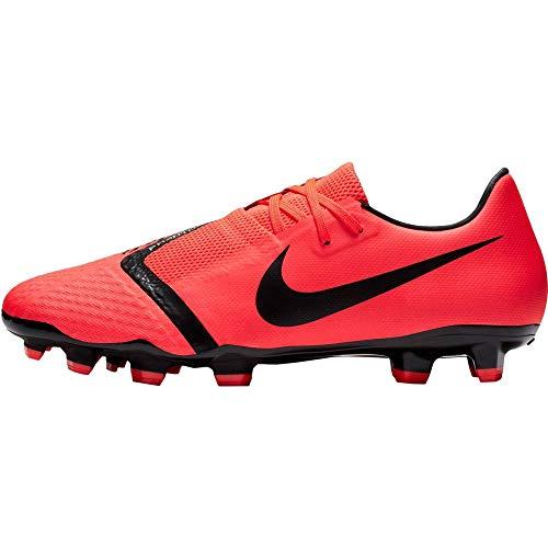 Nike Unisex-Erwachsene Phantom Venom Academy FG Fußballschuhe, Mehrfarbig (Bright Crimson/Black-Bright Crimson 600), 47 EU