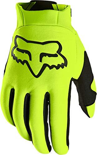 Fox Racing Legion Thermo-Handschuhe, Fluoreszierendes Gelb, Größe XXL
