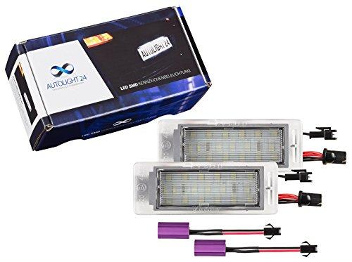 LED Kennzeichenbeleuchtung Nummernschildbeleuchtung 908