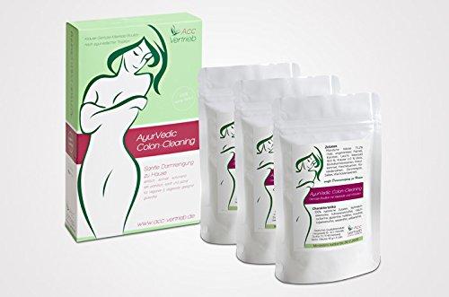 Ayurvedische Darmreinigung: Malasudhi Colon-Clean von ACC, natürlich + vegan (3)
