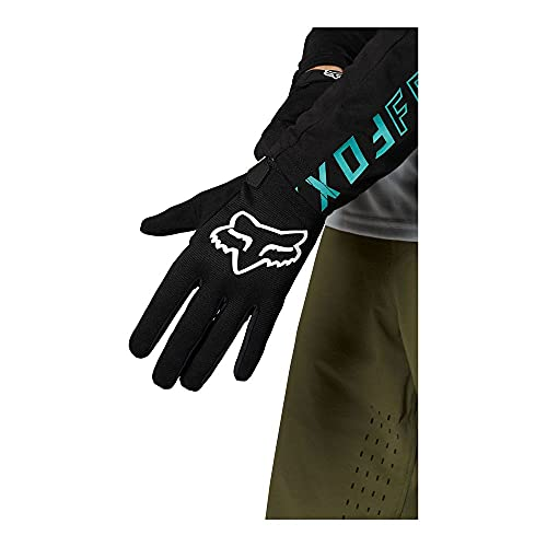 Fox Racing Unisex-Adult Ranger Black Gloves, schwarz, M