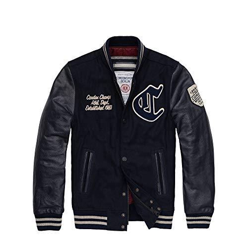Cordon Sport Berlin Team Jacket, 1592-952-66 (Dunkel Blau, XXL)