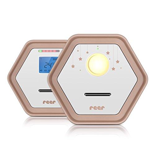Reer 50120 BeeConnect Plus Digitales Babyphone