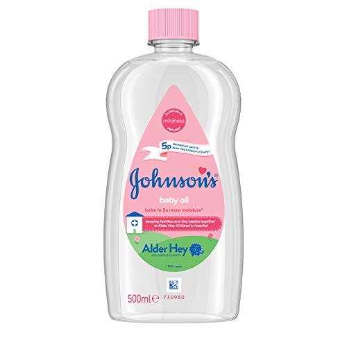 Johnson & Johnson Körperöl, 500 ml