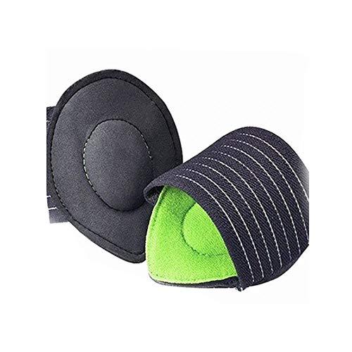 EROSPA® Fußgewölbe-Pads - Fuß-Polster - Mittelfuß - Einlegesohle Schuh Pad - 1 Paar