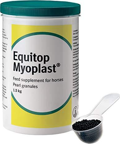 Boehringer Ingelheim Equitop Myoplast - 1.5 kg - Clear, Unisex, BIH0005