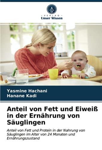 Anteil von Fett und Eiweiß in der Ernährung von Säuglingen: Anteil von Fett und Protein in der Nahrung von Säuglingen im Alter von 24 Monaten und Ernährungszustand
