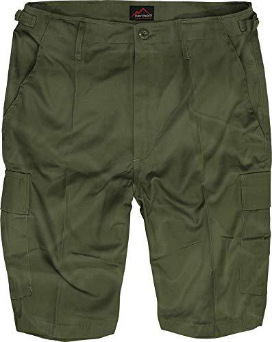 normani US Army Ranger Shorts BDU Cargo Kurze Hose Farbe Oliv Größe XXL