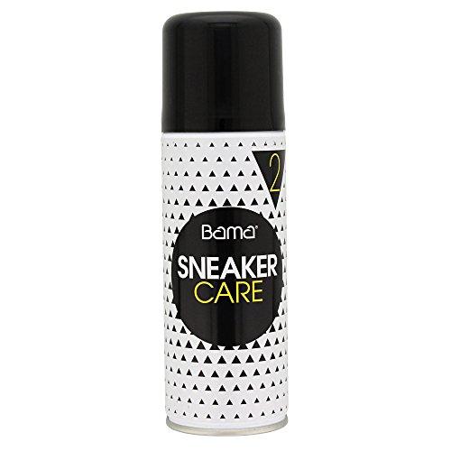 Bama Sneaker Care, Pflegeschaum für Sneaker, Für alle Farben und Materialien geeignet, Farblos, 200 ml