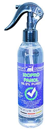 250ml Isopropanol 99,9% IPA Lösungsmittel Isopropylalkohol 2-Propanol Reiniger