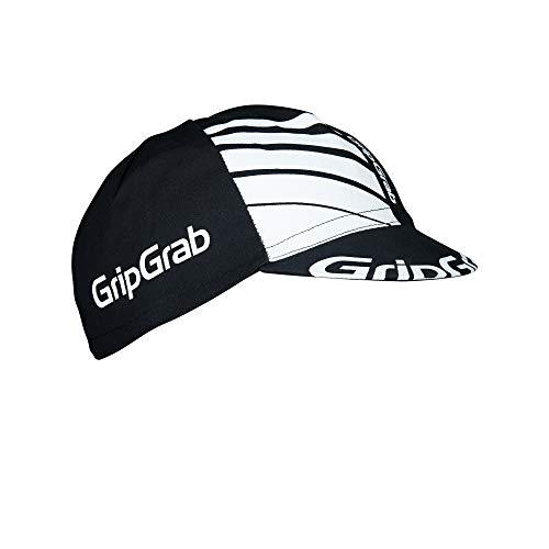 GripGrab Classic Cycling Radmütze Caps, Schwarz, Onesize