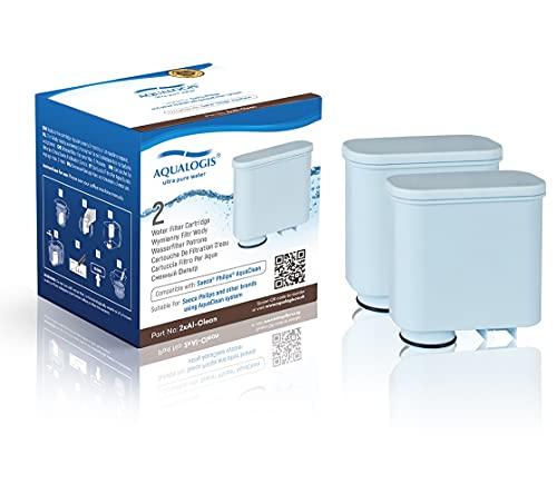 Aqualogis® Al-Clean Kompatibel Wasserfilterkartusche Mit Saeco CA6903/01 AquaClean Anti-Kalk Für Philips - Saeco Kaffeevollautomaten (2)