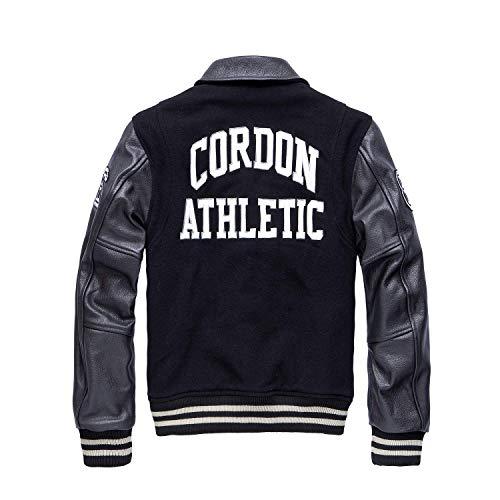 Cordon Sport Bronx Jacke, 1319-952-1212 (Schwarz, XL)