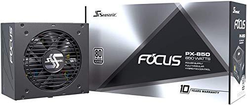 Seasonic FOCUS PX-850 Vollmodulares PC-Netzteil 80PLUS Platinum 850 Watt