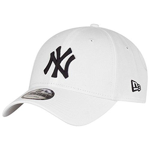 New Era New York Yankees - 9forty Adjustable - White/Black - One-Size