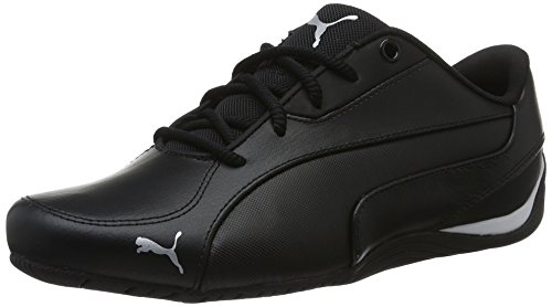 PUMA Unisex Drift Cat 5 Core Sneakers, Schwarz Black 01, 47 EU