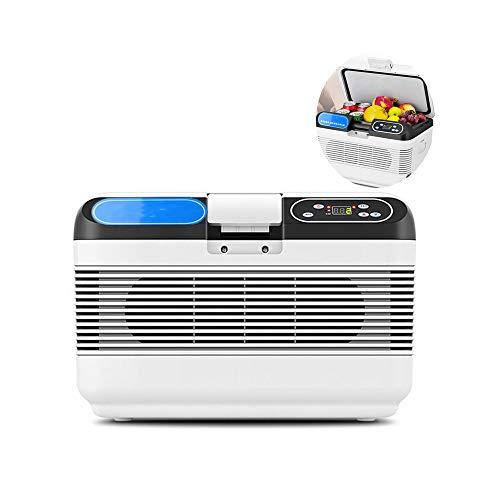 LXMBox Tragbarer Insulin-Kühlschrank, Medikamentenkühlschrank, Kleiner Auto-Kühlschrank/tragbarer Insulin-Gefrierschrank für Zuhause / 12 l Mini-Kühlbox für Camping auf Reisen im Freien