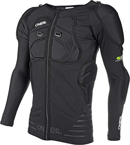 O'NEAL   Protektoren-Jacke   Motocross Enduro Motorrad   Elastisch leichte Protektorenjacke, aus Polyurethan-Schaum, Mesh-Einsatz   STV Long Sleeve Protector Shirt   Erwachsene   Schwarz   Größe M