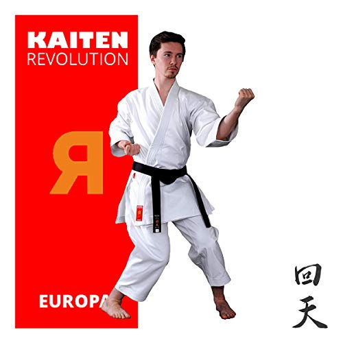 Kaiten Karateanzug Europa Revolution Regular 11 oz (170)