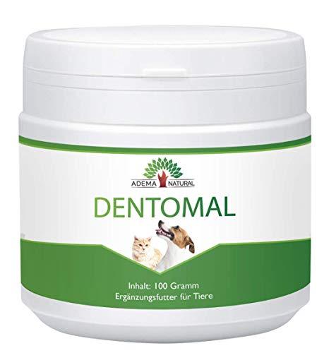 ADEMA NATURAL® DENTOMAL - Dental - Zähne - Zahnpflege - Zahnsteinentferner - Mundgeruch bei Tiere