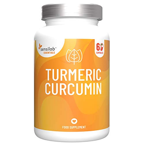 Mizellen Kurkuma   Curcuma Kapseln Hochdosiert 1000mg mit Vitamin D3   185x höhere Bioverfügbarkeit Curcuma Extrakt Kapseln   Turmeric Curcumin ohne Piperin   1-2 Kurkumin Flüssig Kapsel täglich