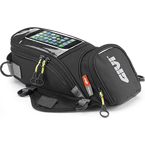 GIVI EA106B EasyBAG Magnet Tanktasche Volumen 6 Liter oder Max. Zuladung 2 kg, schwarz