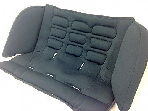 Sitzpolster Babysitz für Qeridoo Fahrradanhänger Sportrex2, Speedkid2, KidGoo2