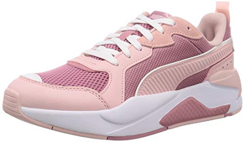 Puma Unisex X-RAY Sneaker, Foxglove Peachskin Weiß, 44 EU