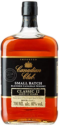 Canadian Club Classic 12 Jahre (1 x 0,7 l)