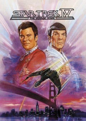 Star Trek : The Voyage Home – Film Poster Plakat Drucken Bild - 30.4 x 43.2cm Größe Grösse Filmplakat