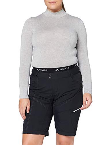 VAUDE Damen Hose Women's Tamaro Shorts, black, 42