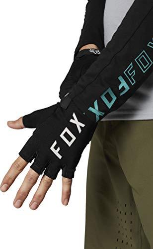 Fox Racing Herren Men's Ranger Glove Gel Short Handschuh, schwarz, 2Xlarge