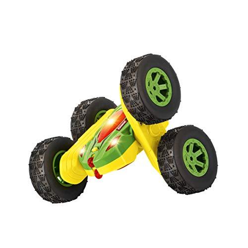 Carrera RC 2,4GHz Mini Turnator 2.0 mit leuchtenden LED-Lichtern I ferngesteuertes Auto für drinnen & draußen I Elektro-Mini-Car mit Fernbedienung I Spielzeug für Kinder ab 6 Jahren & Erwachsene