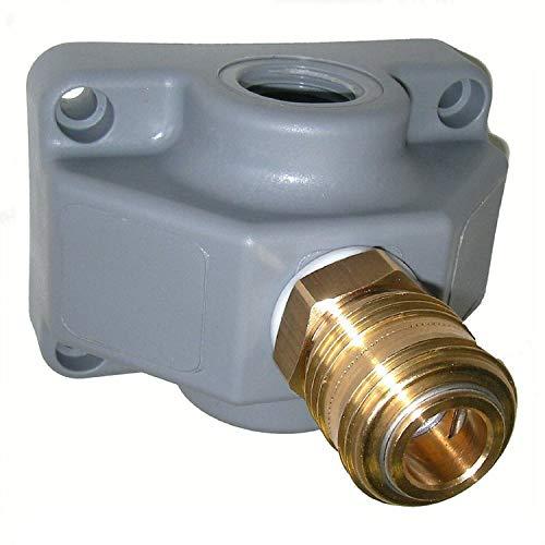 Endverteilerdose EV 12-G1, Kupplung 1-fach G 1/2