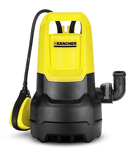 Kärcher Schmutzwasser-Tauchpumpe SP 1 Dirt ( inklusive Schwimmerschalter, 5500 l/h Wasser)