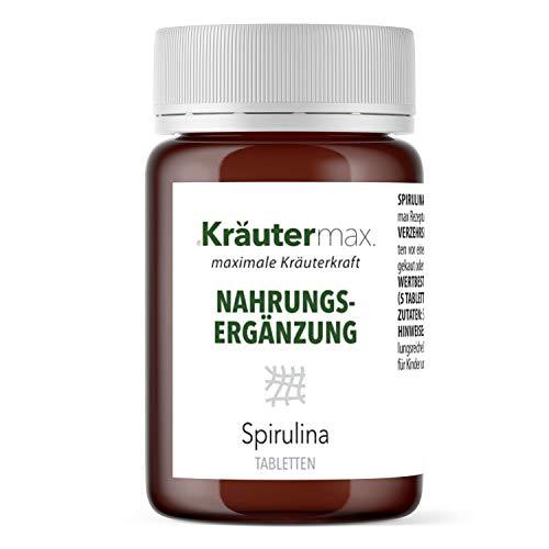 Spirulina Algen Tabletten Algenpulver Algentabletten Pulver Vegan Mikroalge 2000 mg 1 x 150 Stück