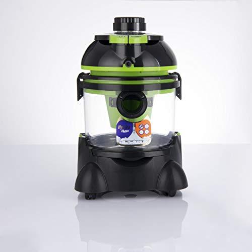 arnica Hydra Rain Pro All in One   Teppich & Polsterreiniger   Extrahiergerät   Nass Sauger   Waschsauger   Staubsauger mit Wasserfilter   Allergiker Freundlich