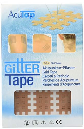 AcuTop Typ A Gittertape, 180 Stück
