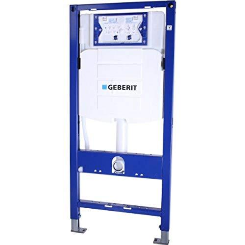 Geberit 111300005 Duofix Wand-WC Element mit Sigma Spülkasten